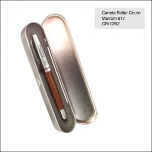 Clube Criciuma_Caneta roller intermediária 817 - CRI-CRI2