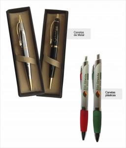 canetas RS