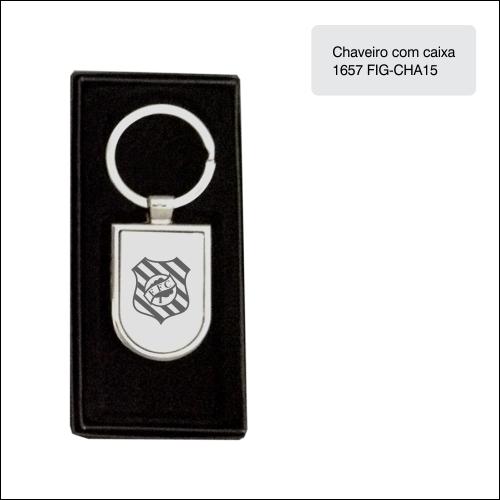 Clube Santa Cruz_Chaveiro com caixa 1657 - FIG-CHA15