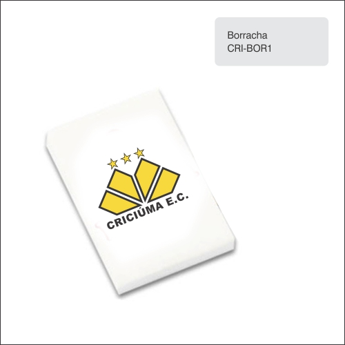 Clube Criciúma_Borracha - CRI-BOR1