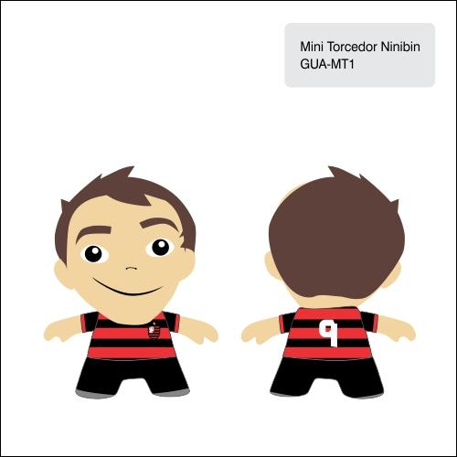 Clube Guarany de Sobral_Mini Torcedor Ninibin - GUA-MT1